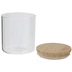 Glass Jar With Bamboo Lid - 14 Ounce