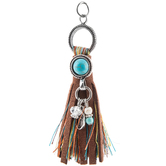 Imitation Leather Tassel Pendant
