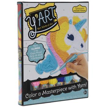 Unicorn Y'Art Board Kit
