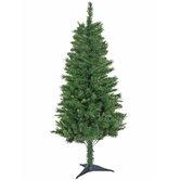 Fancy Pine Christmas Tree - 4 1/2'