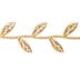 Gold Leaf Trim - 1