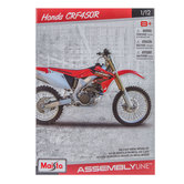 Honda CRF450R Die Cast Model Kit