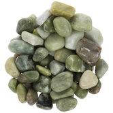 Jade Green Mosaic Gems