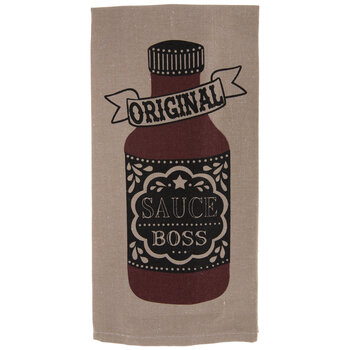 Sauce Boss Kitchen Towel