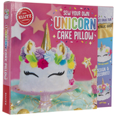 Unicorn Cake Pillow Needle Art Kit