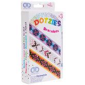 Geometric Diamond Dotz Bracelets Kit