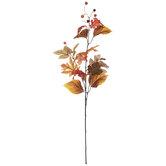 Orange Oak, Maple & Berry Stem