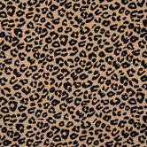 Cheetah Print Pleated Apparel Fabric