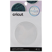 Cricut Round Coaster Blanks