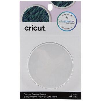 Cricut Round Coaster Blanks