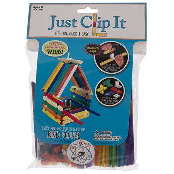 Just Clip It Bird House Kit