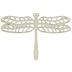 Dragonfly Wood Shape