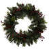 Pine, Berry & Pinecone Wreath - 24