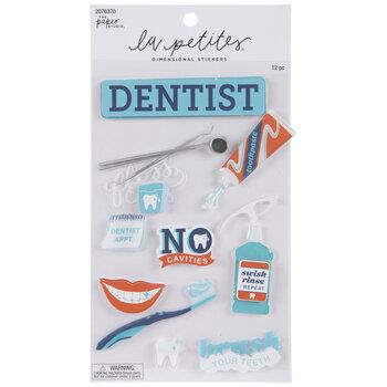 Dentist 3D Stickers