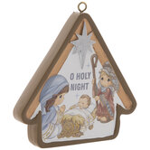 Precious Moments O Holy Night Ornament