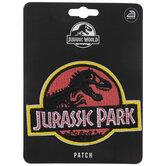 Jurassic Park Logo Iron-On Applique