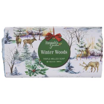 Winter Woods Soap Bar