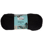 Black Yarn Bee Mimosa Yarn