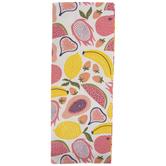 Pink & Yellow Fruit Kitchen Towel