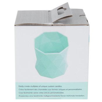 Geometric Candle Mold