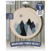 Mountains Needle Punch Kit