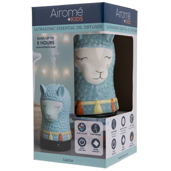 Airome Ultrasonic Essentail Oil Llama Diffuser