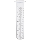 Glass Rain Gauge
