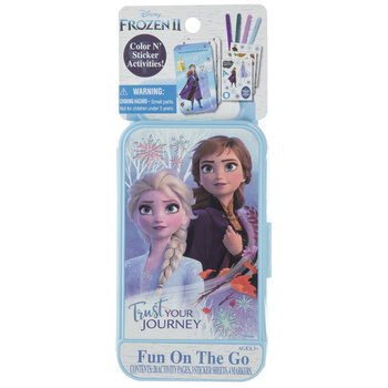 Frozen 2 Fun On The Go