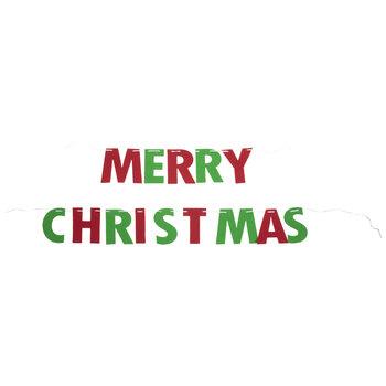 Merry Christmas Banner Craft Kit