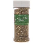 Gold Glitter Sugar Sprinkles