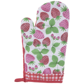 Strawberry Oven Mitt