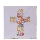 John 11:25 Paper Napkins
