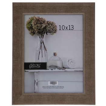Antique Brown Wood Wall Frame