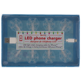 Light Up Snowflakes iPhone Charger