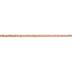 Blush Chenille Cord - 5mm