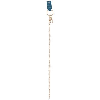 Paperclip Chain & Key Ring Lanyard