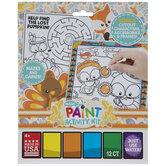 Fall Magic Paint Activity Kit