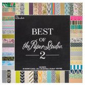 "Best Of The Paper Studio Paper Pack - 12"" x 12"""