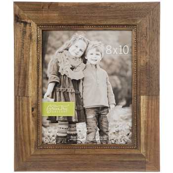 Light Brown Wood Wall Frame