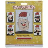 Santa Wooly Willy