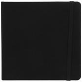 "Black Square Sketchbook - 5 1/2"" x 5 1/2"""