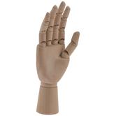"Female Manikin Right Hand - 10"""