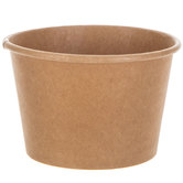 Kraft Paper Snack Cups