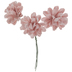 Pink Paper Flowers With Stems
