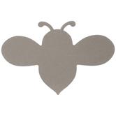 Bee Chipboard Shape