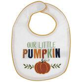 Our Little Pumpkin Bib