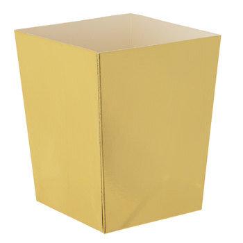 Gold Favor Boxes
