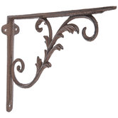 Flourish Metal Bracket