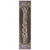 Hello & Welcome Wood Wall Decor