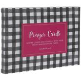 Gingham Prayer & Scripture Cards